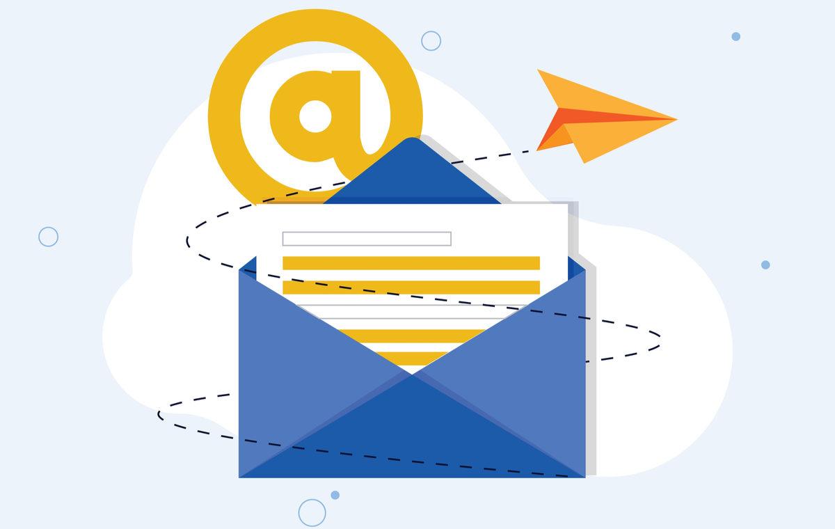 Contenuto email