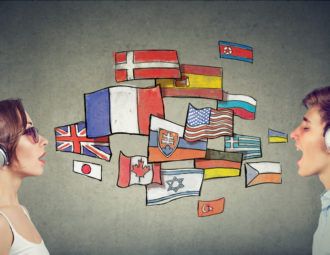 Llingue straniere